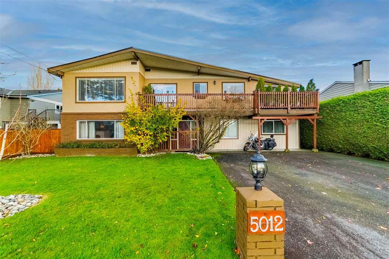 Main Photo: 5012 60A Street in Delta: Holly House for sale (Ladner)  : MLS®# R2521257