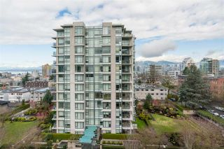 "Photo 34: 802 1316 W 11 Avenue in Vancouver: Fairview VW Condo for sale in ""THE COMPTON"" (Vancouver West)  : MLS®# R2542434"