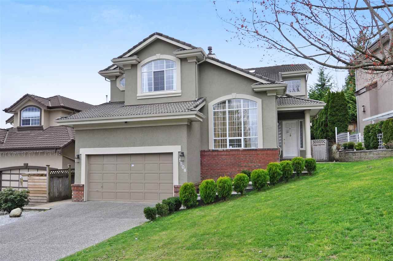 "Main Photo: 1508 PINETREE Way in Coquitlam: Westwood Plateau House for sale in ""Westwood Plateau"" : MLS®# R2537935"