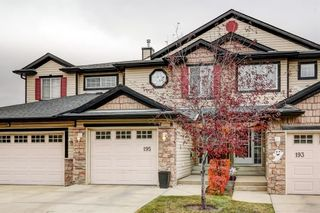 Main Photo: 195 Royal Birch Mount NW in Calgary: Royal Oak Row/Townhouse for sale : MLS®# A1155534