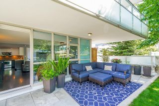 """Photo 31: 201 4400 BUCHANAN Street in Burnaby: Brentwood Park Condo for sale in """"MOTIF & CITI"""" (Burnaby North)  : MLS®# R2596915"""