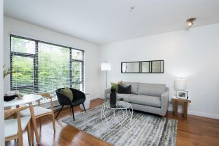 "Photo 2: 301 2226 W 12TH Avenue in Vancouver: Kitsilano Condo for sale in ""DESEO"" (Vancouver West)  : MLS®# R2585632"