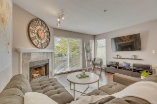 """Photo 4: 207 888 W 13TH Avenue in Vancouver: Fairview VW Condo for sale in """"CASABLANCA"""" (Vancouver West)  : MLS®# R2485029"""