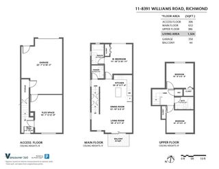 """Photo 23: 11 8391 WILLIAMS Road in Richmond: Saunders Townhouse for sale in """"Southarm Gardens"""" : MLS®# R2568784"""
