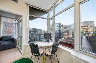 "Photo 26: 907 38 W 1ST Avenue in Vancouver: False Creek Condo for sale in ""The One"" (Vancouver West)  : MLS®# R2552477"