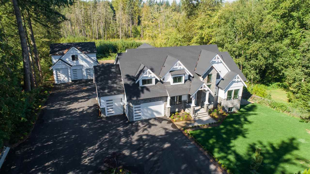 Main Photo: 3885 240 Street in Langley: Campbell Valley House for sale : MLS®# R2497465