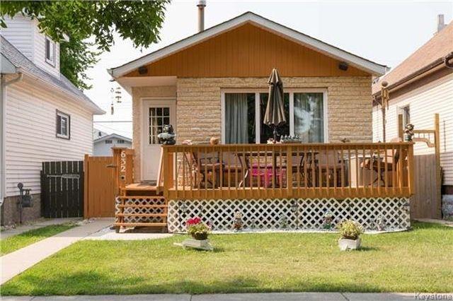 Main Photo: 632 St John's Avenue in Winnipeg: Residential for sale (4C)  : MLS®# 1719523