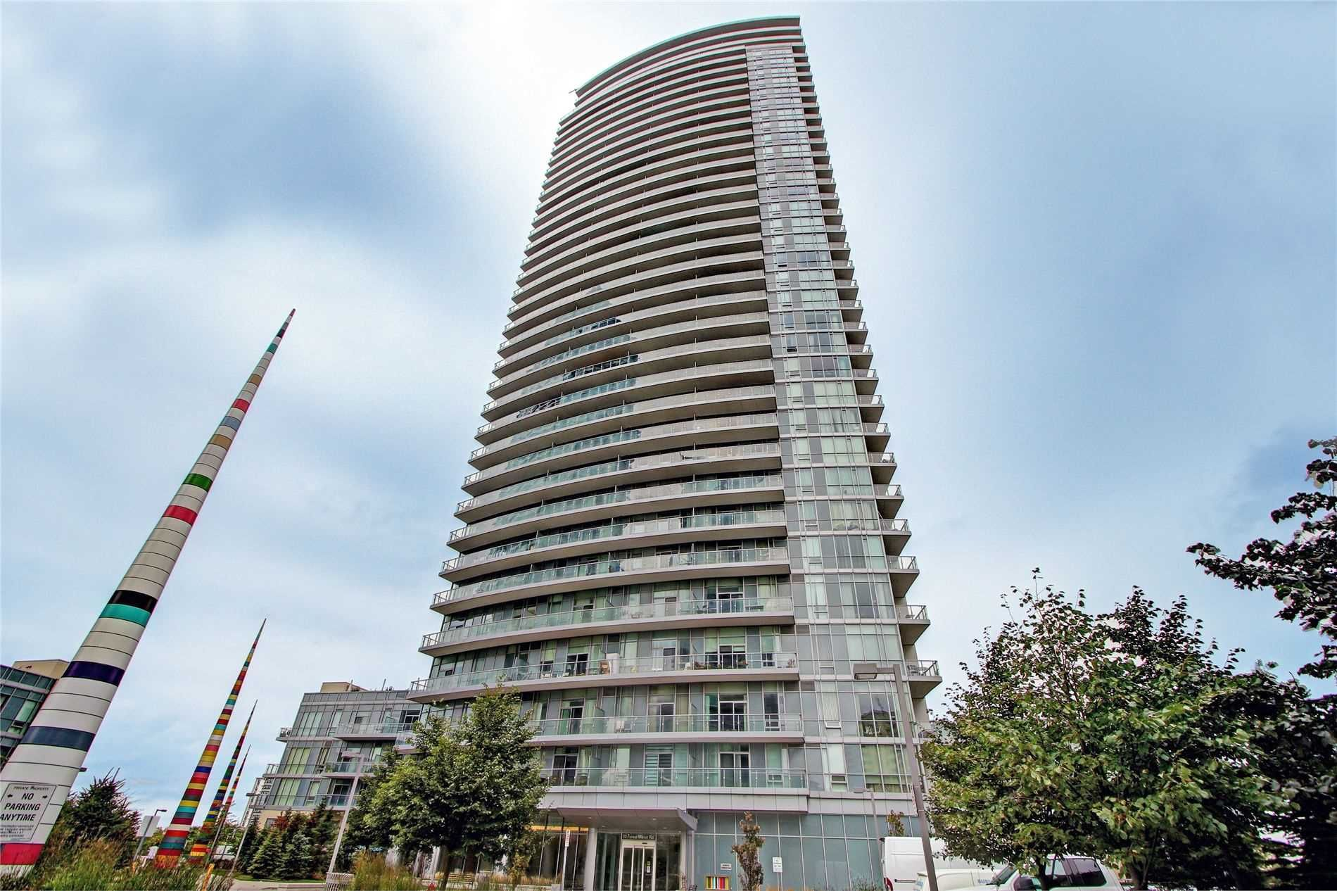 Main Photo: 1305 70 Forest Manor Road in Toronto: Henry Farm Condo for lease (Toronto C15)  : MLS®# C4582032