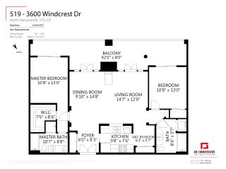 """Photo 33: 519 3600 WINDCREST Drive in North Vancouver: Roche Point Condo for sale in """"Raven Woods"""" : MLS®# R2530958"""