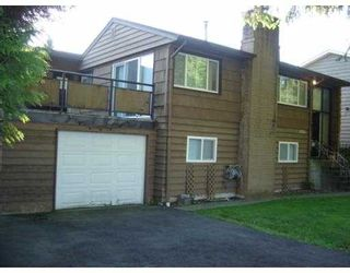 Photo 1: 3755 COAST MERIDIAN Road in Port_Coquitlam: Oxford Heights House for sale (Port Coquitlam)  : MLS®# V663074