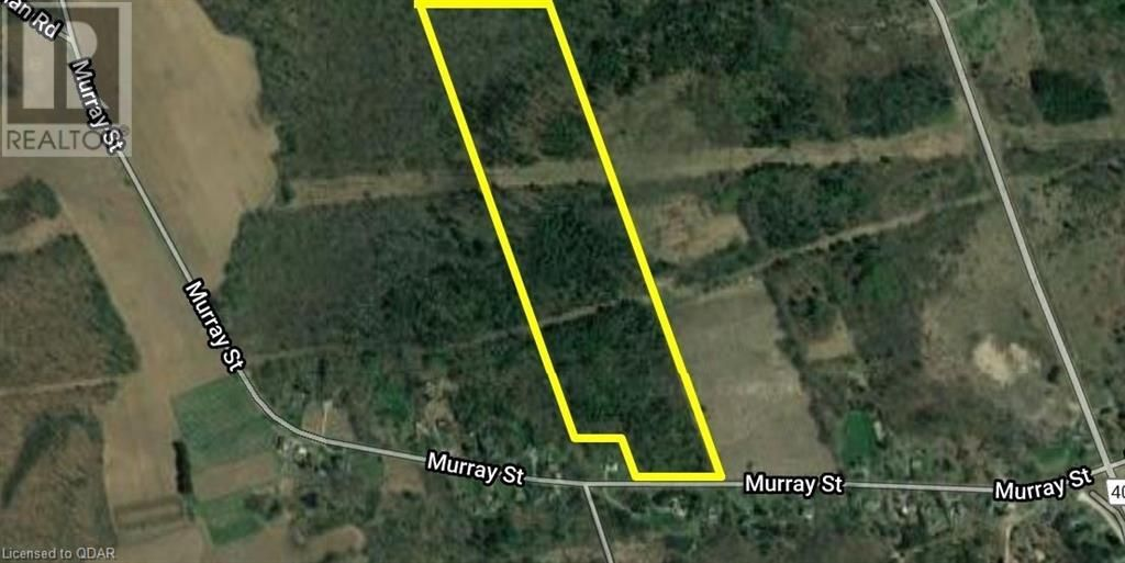 Main Photo: . MURRAY Street in Quinte West: Vacant Land for sale : MLS®# 40172448