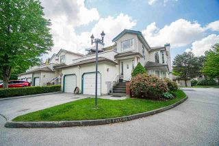 """Photo 1: 54 10038 150 Street in Surrey: Guildford Townhouse for sale in """"Mayfield Green"""" (North Surrey)  : MLS®# R2585108"""