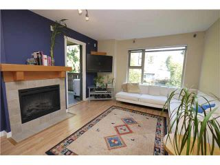 Photo 1: 317 808 Sangster Place in New Westminster: The Heights NW Condo for sale : MLS®# V1130787
