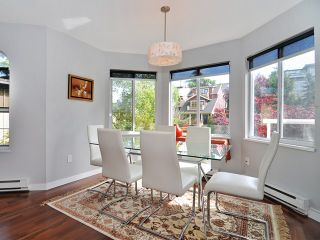 "Photo 5: 312 2057 W 3RD Avenue in Vancouver: Kitsilano Condo for sale in ""SAUSALITO"" (Vancouver West)  : MLS®# V1064184"