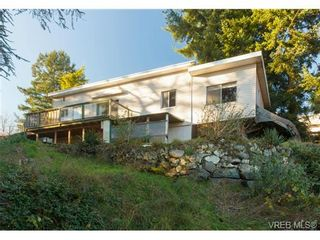Photo 1: 4057 Grange Rd in VICTORIA: SW Strawberry Vale House for sale (Saanich West)  : MLS®# 717206