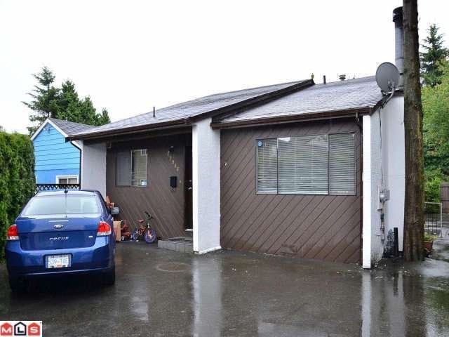 Main Photo: 12966 72a in Surrey: House for sale : MLS®# f1326877