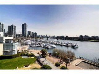Photo 1: 507 1288 MARINASIDE Crest in Vancouver: Yaletown Condo for sale (Vancouver West)  : MLS®# V942487