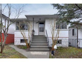 """Photo 1: 3551 WALKER ST in Vancouver: Grandview VE House for sale in """"TROUT LAKE"""" (Vancouver East)  : MLS®# V875248"""