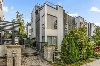 Main Photo: 2223 SOUTHSIDE Drive in Vancouver: South Marine Townhouse for sale (Vancouver East)  : MLS®# R2562867