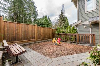 """Photo 20: 109 3382 VIEWMOUNT Drive in Port Moody: Port Moody Centre Townhouse for sale in """"LILLIUM VILLAS"""" : MLS®# R2155402"""