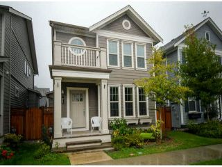 """Photo 1: 317 172A Street in Surrey: Pacific Douglas House for sale in """"SummerField"""" (South Surrey White Rock)  : MLS®# F1423266"""