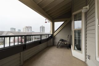 """Photo 10: 515 214 ELEVENTH Street in New Westminster: Uptown NW Condo for sale in """"Discovery Reach"""" : MLS®# R2254696"""
