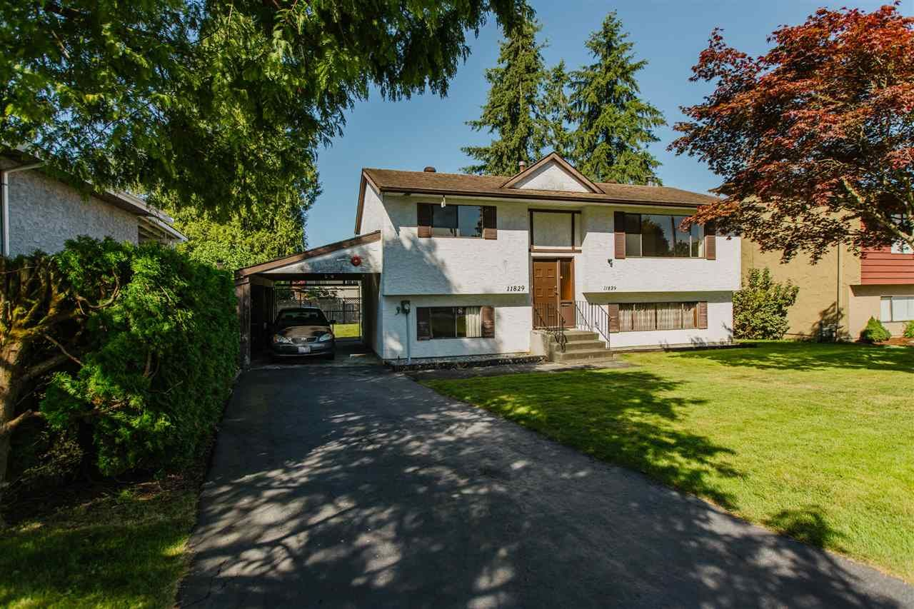 Tons of potential with this centrally located split/basement entry , easy flat walk to town
