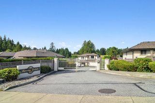 "Photo 1: 12 11438 BEST Street in Maple Ridge: Southwest Maple Ridge Townhouse for sale in ""FAIRWAY ESTATES"" : MLS®# R2615636"