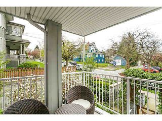 """Photo 11: 203 2626 ALBERTA Street in Vancouver: Mount Pleasant VW Condo for sale in """"THE CALLADINE"""" (Vancouver West)  : MLS®# V1113838"""