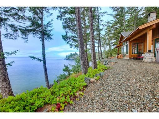 Main Photo: 2954 Fishboat Bay Rd in SHIRLEY: Sk French Beach House for sale (Sooke)  : MLS®# 689440
