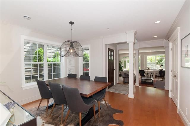 Photo 5: Photos: 2267 W 13TH AV in VANCOUVER: Kitsilano 1/2 Duplex for sale (Vancouver West)  : MLS®# R2089401