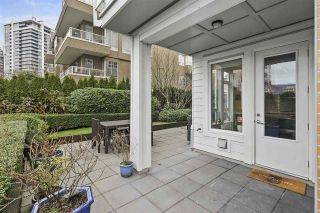 """Photo 20: 103 717 CHESTERFIELD Avenue in North Vancouver: Central Lonsdale Condo for sale in """"Queen Mary"""" : MLS®# R2536671"""