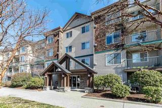 """Photo 1: 305 2350 WESTERLY Street in Abbotsford: Abbotsford West Condo for sale in """"Stonecroft Estates"""" : MLS®# R2580562"""
