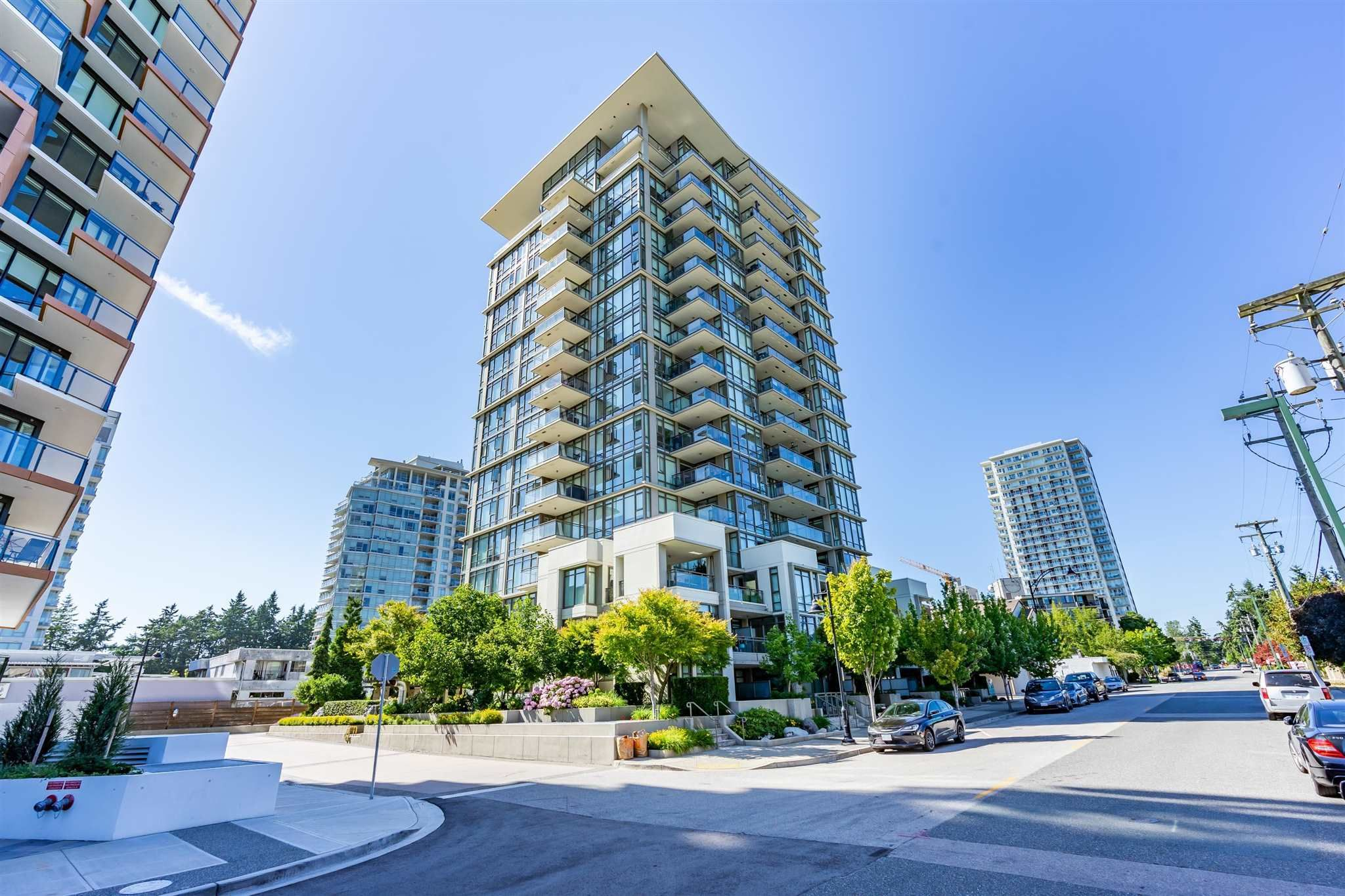 Main Photo: 203 1455 GEORGE STREET: White Rock Condo for sale (South Surrey White Rock)  : MLS®# R2599469