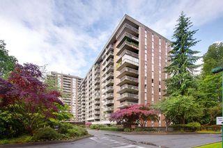 "Main Photo: 405 2012 FULLERTON Avenue in North Vancouver: Pemberton NV Condo for sale in ""WOODCROFT ESTATES"" : MLS®# R2532382"