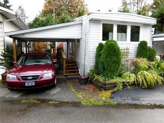 """Photo 10: 23 4200 DEWDNEY TRUNK Road in Coquitlam: Ranch Park Manufactured Home for sale in """"HIDEWAY PARK"""" : MLS®# V984553"""