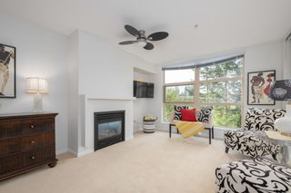 """Photo 4: 404 9339 UNIVERSITY Crescent in Burnaby: Simon Fraser Univer. Condo for sale in """"HARMONY AT THE HIGHLANDS"""" (Burnaby North)  : MLS®# R2578073"""