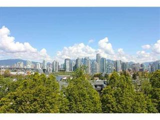 Photo 1: 303 1166 6TH Ave in Vancouver West: Home for sale : MLS®# V828768