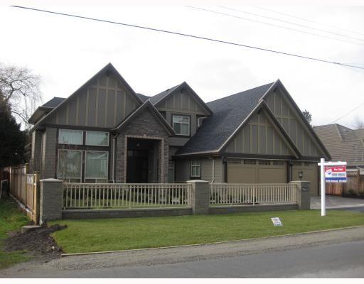 "Main Photo: 9611 DIAMOND Road in Richmond: Seafair House for sale in ""SEAFAIR"" : MLS®# V769479"
