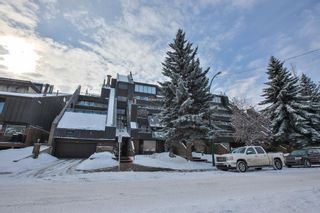 Photo 19: 406 1215 Cameron Avenue SW in Calgary: Lower Mount Royal Apartment for sale : MLS®# A1074263
