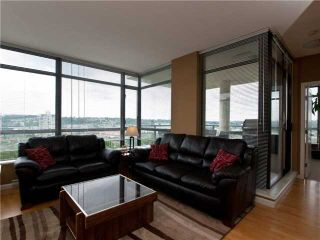 """Photo 2: 1007 4132 HALIFAX Street in Burnaby: Brentwood Park Condo for sale in """"Marquis Grande"""" (Burnaby North)  : MLS®# V895524"""