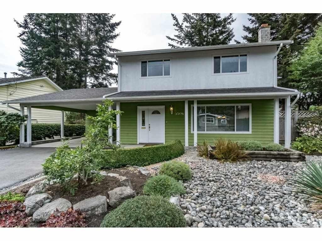Main Photo: 5506 6A Avenue in Delta: Tsawwassen Central House for sale (Tsawwassen)  : MLS®# R2128713