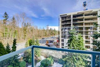 """Photo 17: 710 2763 CHANDLERY Place in Vancouver: Fraserview VE Condo for sale in """"RIVERDANCE"""" (Vancouver East)  : MLS®# R2243986"""