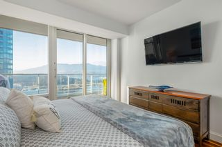 """Photo 20: 3706 1011 W CORDOVA Street in Vancouver: Coal Harbour Condo for sale in """"Fairmont Residences"""" (Vancouver West)  : MLS®# R2597737"""
