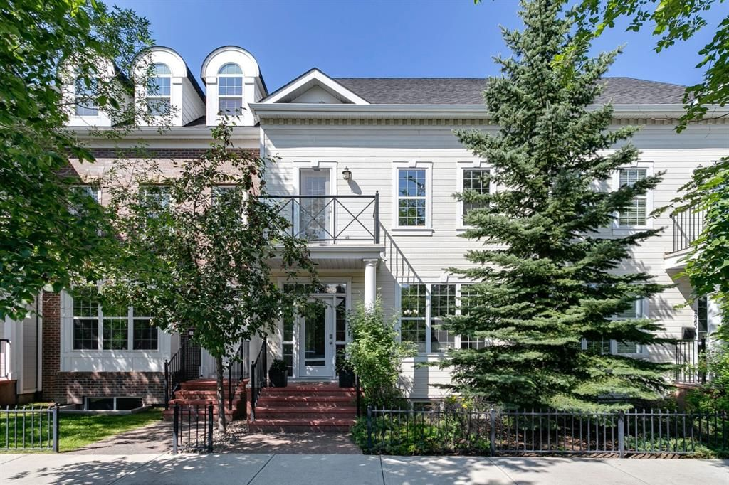 Main Photo: 2965 Peacekeepers Way SW in Calgary: Garrison Green Row/Townhouse for sale : MLS®# A1135456