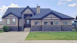 Photo 1: 708 Boulder Creek Drive SE: Langdon Detached for sale : MLS®# A1153144