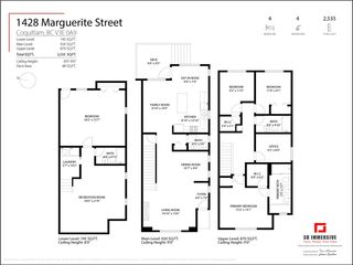 """Photo 32: 1428 MARGUERITE Street in Coquitlam: Burke Mountain Townhouse for sale in """"BELMONT WALK"""" : MLS®# R2584328"""