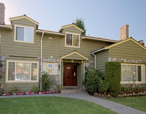 Main Photo: 5929 WILLOW Street in Vancouver: Oakridge VW House for sale (Vancouver West)  : MLS®# V668859