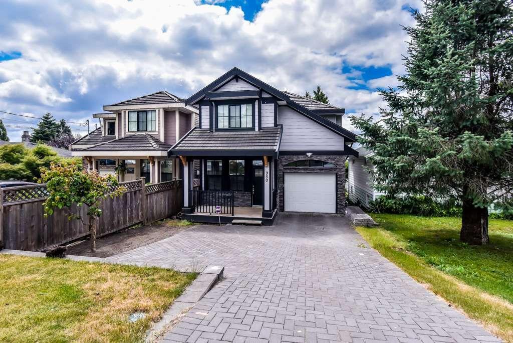 Main Photo: 950 DELESTRE Avenue in Coquitlam: Maillardville 1/2 Duplex for sale : MLS®# R2426856