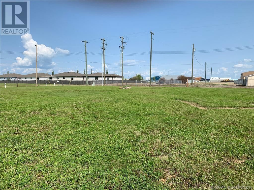 Main Photo: 5202 45 Avenue in Grimshaw: Vacant Land for sale : MLS®# A1045492